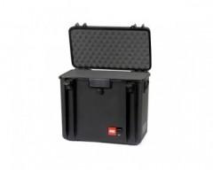 HPRC HPRC4200CUBBLK valigia in resina leggera, stagna , indistruttibile con interno personalizzabile.