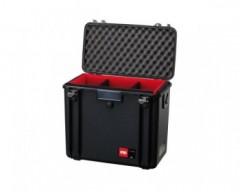 HPRC HPRC4200SFDBLK valigia in resina leggera, stagna , indistruttibile con interno personalizzabile.
