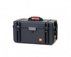 HPRC HPRC4300EMPBLK valigia in resina leggera, stagna , indistruttibile con interno personalizzabile.