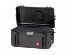 HPRC HPRC4300BAGBLK valigia in resina leggera, stagna , indistruttibile con interno personalizzabile