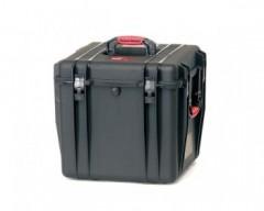 HPRC HPRC4400EMPBLK valigia in resina leggera, stagna , indistruttibile con interno personalizzabile.