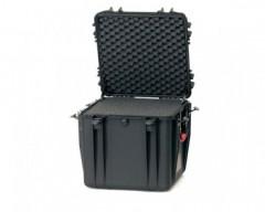 HPRC HPRC4400CUBBLK valigia in resina leggera, stagna , indistruttibile con interno personalizzabile.