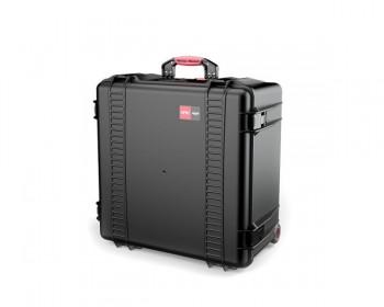 HPRC HPRC4600WEMPBLK valigia in resina leggera, stagna , indistruttibile con interno personalizzabile, completa di ruote.