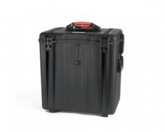 HPRC HPRC4700WEMPBLK valigia in resina leggera, stagna , indistruttibile con interno personalizzabile, completa di ruote.