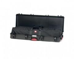 HPRC HPRC5400WBAGBLK valigia in resina leggera, stagna , indistruttibile con interno personalizzabile, completa di ruote.