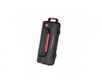 HPRC HPRC6200EMPBLK valigia in resina leggera, stagna , indistruttibile con interno personalizzabile.