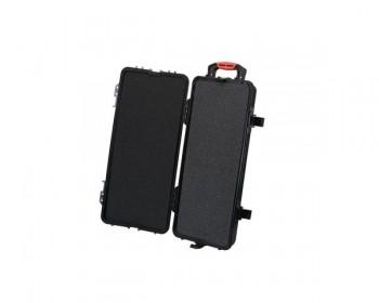 HPRC HPRC6200CUBBLK valigia in resina leggera, stagna , indistruttibile con interno personalizzabile
