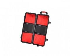 HPRC HPRC6200TRIBLK valigia in resina leggera, stagna , indistruttibile con interno personalizzabile.