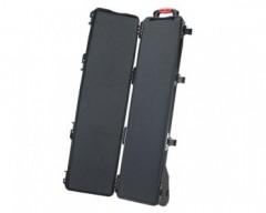 HPRC HPRC6500WCUBBLK valigia in resina leggera, stagna , indistruttibile con interno personalizzabile.