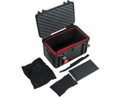 HPRC HPRC4100SFDBLK valigia in resina leggera, stagna , indistruttibile con interno personalizzabile.