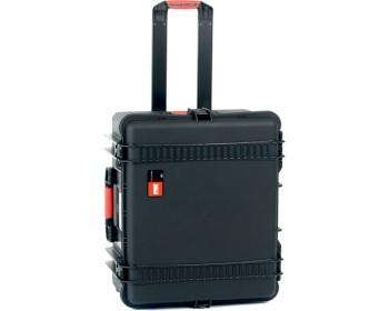 HPRC Wheeled Hard Case with Foam for Ursa Mini Pro/Broadcast (Black)
