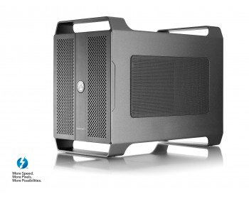 Akitio Thunderbolt3 PCIe Expansion Box Node Duo Mac & PC