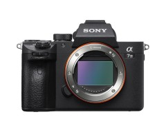 Sony Alpha a7 III 24MP Mirrorless Digital Camera (Body Only)