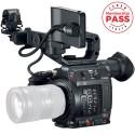 Canon Cinema EOS C200 EF Super 35mm 4K Digital Cinematography Camcorder with EF Lens Mount