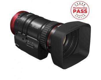 Canon CN-E 70-200mm T4.4 Cine Zoom Lens con EF Mount