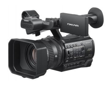 Sony HXR-NX200 NXCAM 4K con Zoom 24x