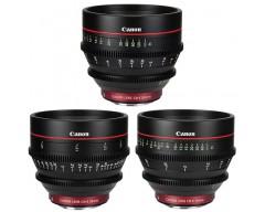 Canon KIT CN-E 35/50/135MM (M)