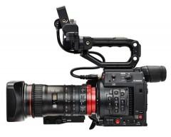 Canon EOS C200 EF Super 35mm 4K + Ottica CN-E18-80
