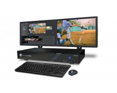 Telestream Wirecast Gear 210 per sports broadcasters