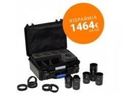 ZEISS Loxia 5 lens Bundle per Sony E con Valigia e Lens Gear in omaggio