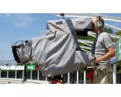 CamRade wetSuit OB STUDIO per telecamere ENG / EFP con lenti box
