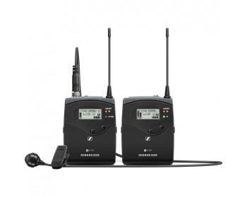 Sennheiser EW 122 P G4 Wireless Set Lavalier con ME 4