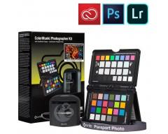 X-Rite ColorMunki Photographer Kit incluso Adobe Creative Cloud Fotografia