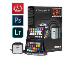 i1Photographer Kit incluso Adobe Creative Cloud Fotografia