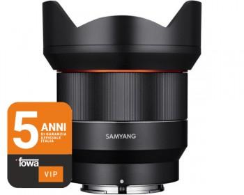 Samyang 14mm f/2.8 AF Sony E-Mount - Full Frame Autofocus