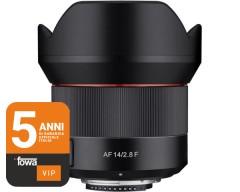 Samyang 14mm f/2.8 AF Canon EF - Full Frame Autofocus