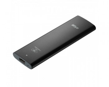 Wise Advanced Portable 512GB SSD with USB 3.1 Type-C for BMPCC 4K
