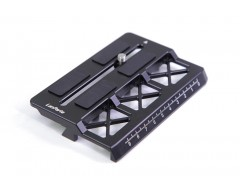 Lanparte Offset Camera Plate for Ronin-S per BMPCC 4K