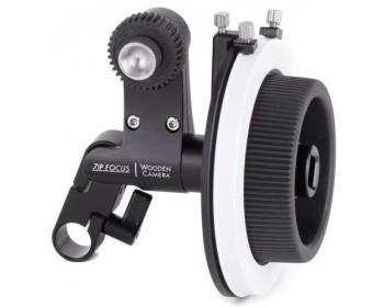 Wooden Camera Zip Focus Single-Rod Follow Focus (15mm LWS)