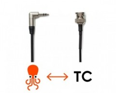Tentacle Sync C06 Tentacle to BNC Adapter Cable