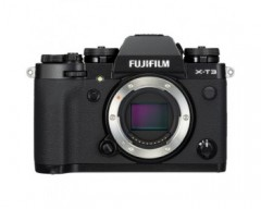 FUJIFILM X-T3 Mirrorless Digital Camera Nero