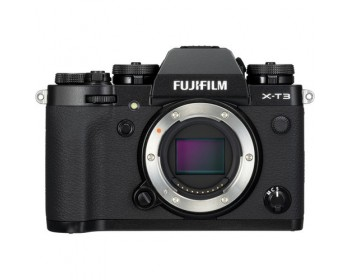 FUJIFILM X-T3 Mirrorless Digital Camera