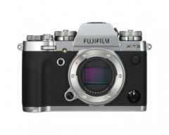 FUJIFILM X-T3 Mirrorless Digital Camera Silver