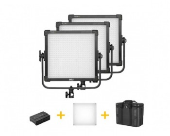 F&V K4000S SE Bi-Color 3 Light Kit/EU/UK