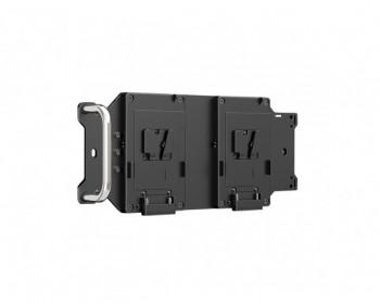 F&V 2-Slot V-Mount Battery Plate for Z1200VC CTD-Soft