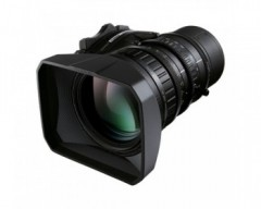 "Fujinon LA16x8BRM 2/3"" 4K Lens for Blackmagic URSA Broadcast"