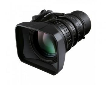 """Fujinon LA16x8BRM 2/3 """"Obiettivo 4K per Blackmagic URSA Broadcast"""