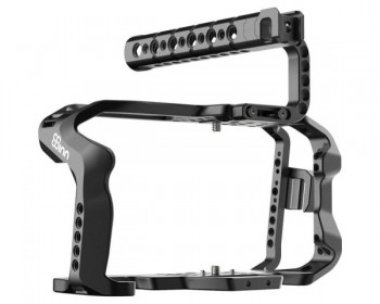 8Sinn Cage per Blackmagic Design Pocket Cinema Camera 4K con Top Handle Basic