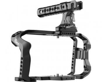 8Sinn Cage per Blackmagic Design Pocket Cinema Camera 4K con Top Handle Pro