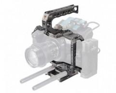 Tilta Camera Cage for BMPCC 4K Tactical Kit (Tactical Finish)