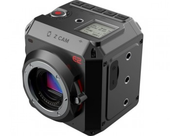 Z Cam E2 4K Ultra HD Cinematic Camera with Micro Four Thirds Mount