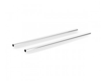 ARRI K2.0001031 Support Rods 440 mm (17.3 inch) Length, 15 mm (One Pair) Stainless Steel