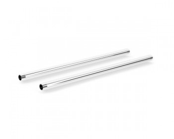ARRI K2.0001022 Support Rods 440 mm (17.3 inch), 19 mm Stainless Steel (One Pair)