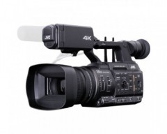"JVC GY-HC550E Handheld Connected Cam 1"" 4K Broadcast Camcorder"