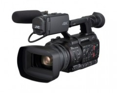 "JVC GY-HC500E Handheld Connected Cam 1"" 4K Professional Camcorder"