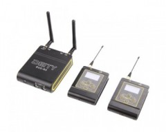 Deity Microphones Deity Connect Dual-Channel True Diversity Wireless System (2.4 GHz)
